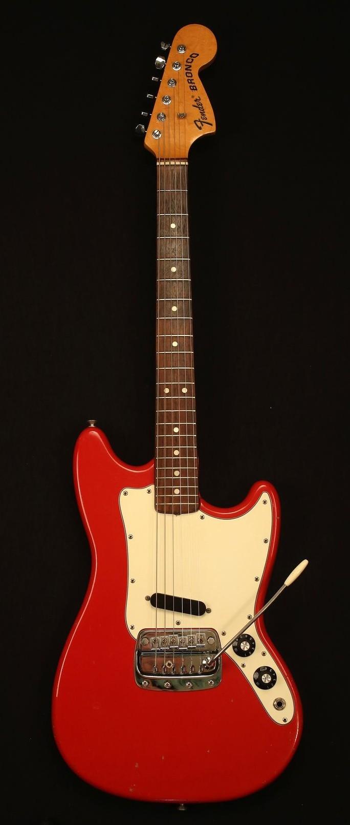 Fender Bronco Tube Amp Best 2018 Guitar Wiring Diagram 1968 31st Street Vine Guitars