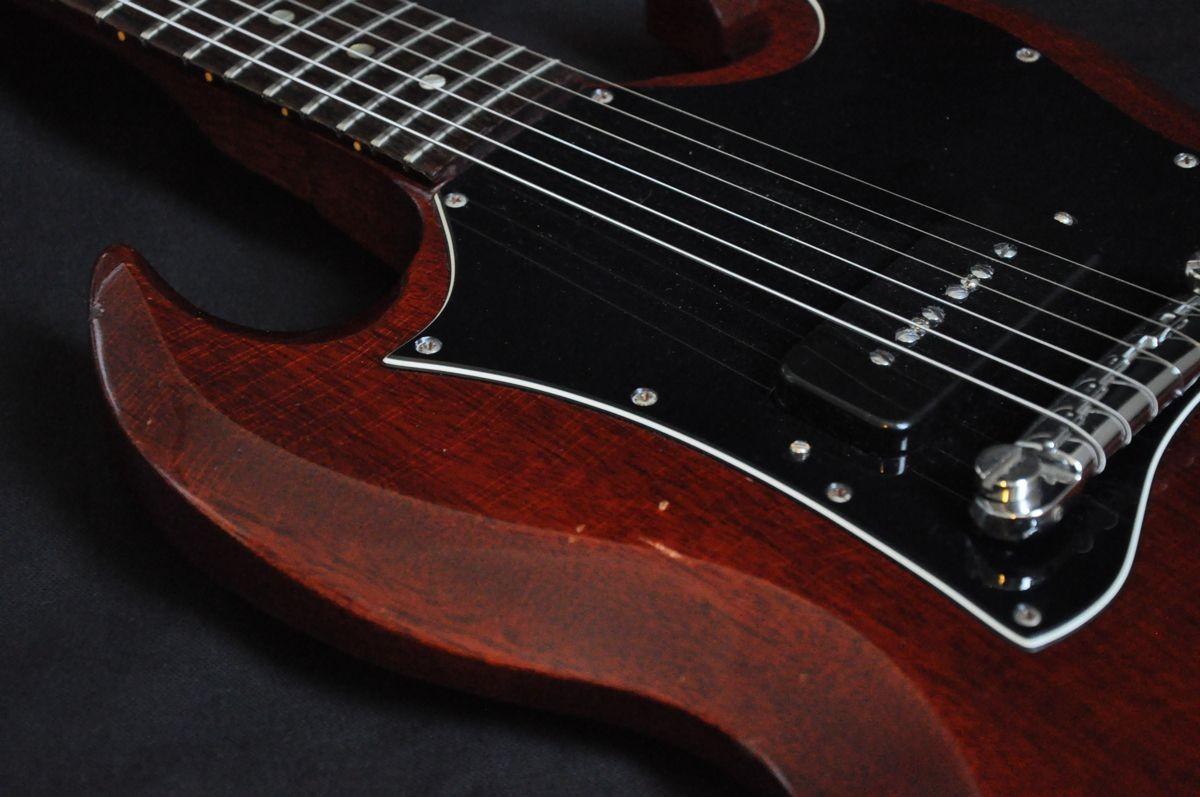 1968 GIBSON SG JUNIOR - Guitares vintage | RNFVG