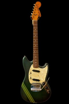 1973 FENDER MUSTANG COMPETITION