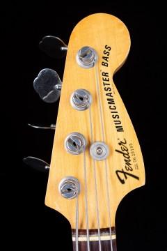 1976 FENDER Musicmaster Bass